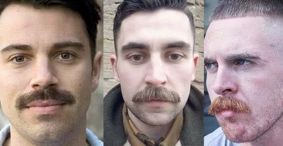 Top Mustache Styles for Men