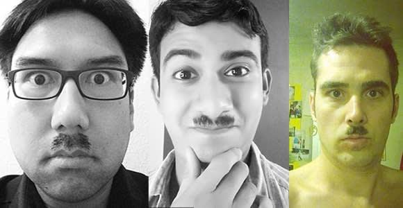 Adolph Hitler Mustache Styles