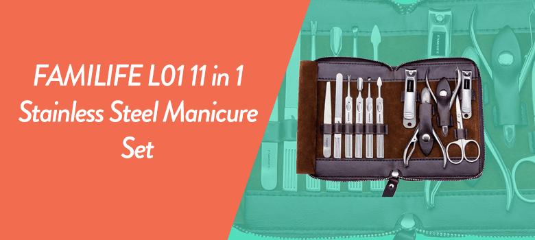 Best Steel Manicure Set