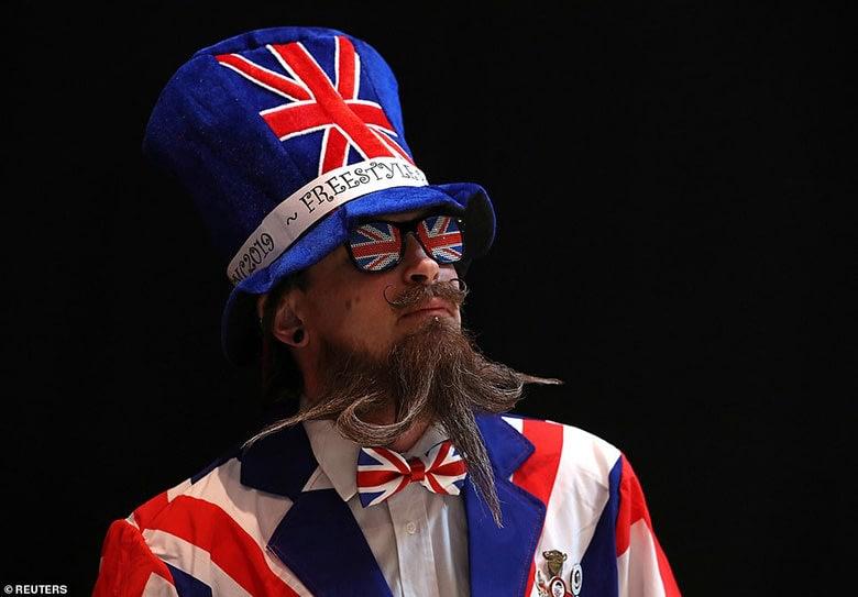 british celebrity beard styles
