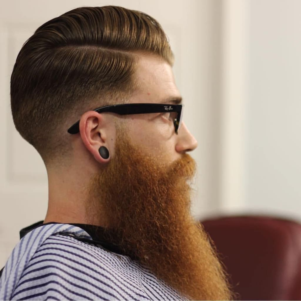 Rebellion Beard