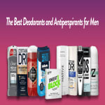 10 Best Deodorants and Antiperspirants