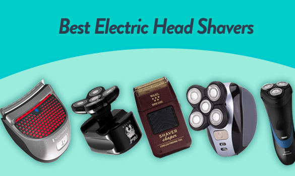 best electric shaver for head