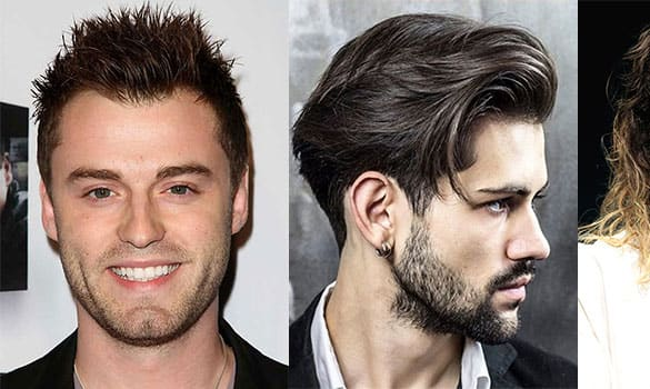 Mens Haircuts and Hairstyles for men