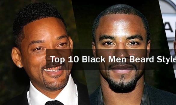 Black Men Beard Styles