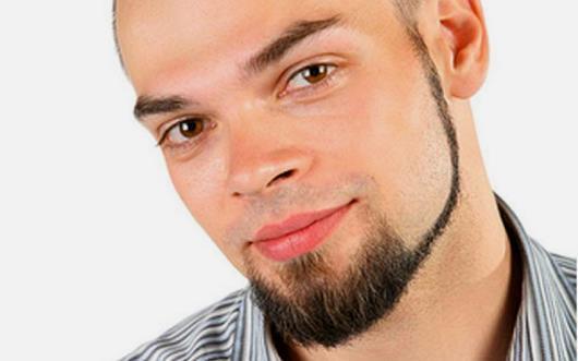 Jawline Beard