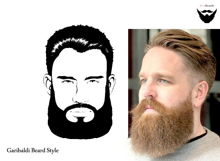 - full long beard styles - mens beard styles - facial hair styles