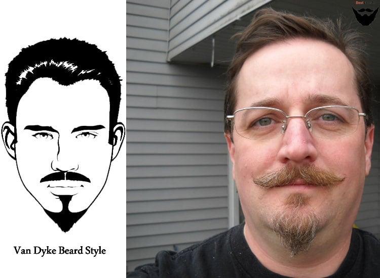 van dyke, van dyke beard, define dyke, van dyke beard styles, van dyke beard style, van dyke goatee