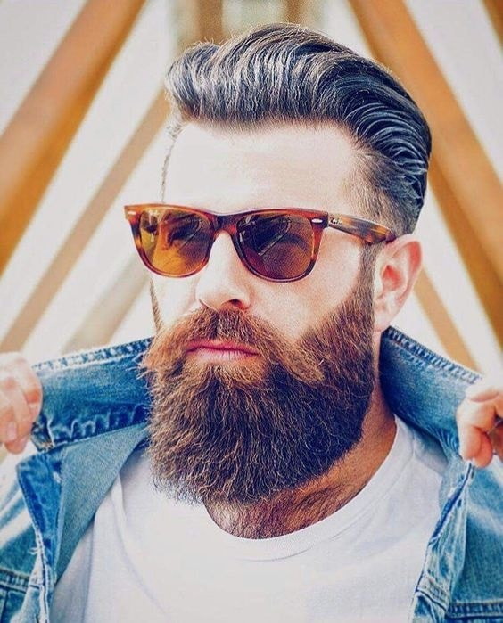 Hipsters Beard