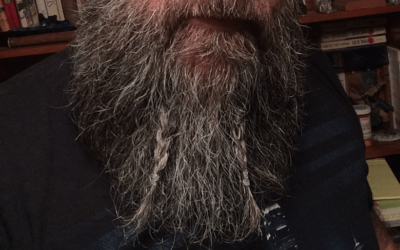 Braided-Beard