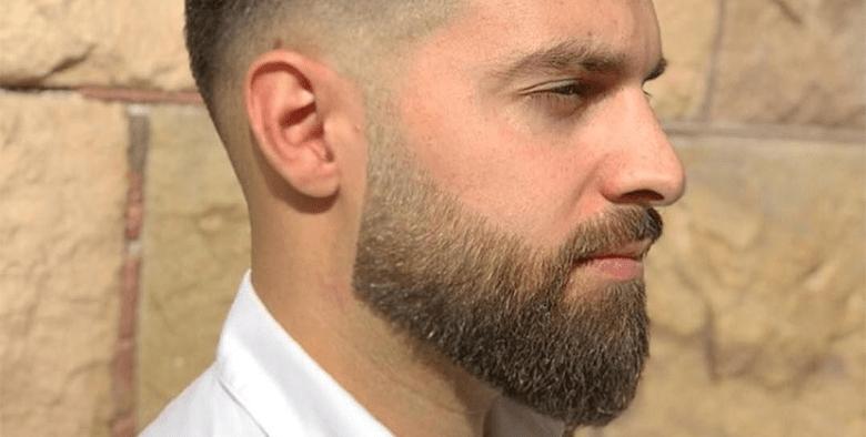 Faded-beard