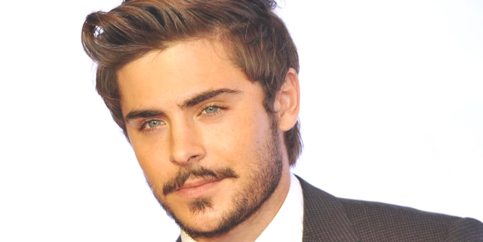 Young mustache styles men for 42 Mustaches