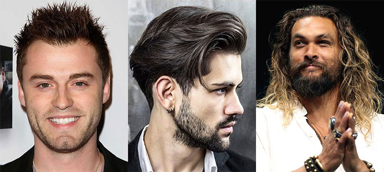 40 Men S Haircuts Hairstyles 2021 Images With How To Style Guide