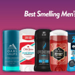 best smelling deodorant spray and stick