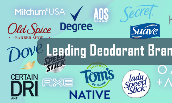 best deodorant reviews