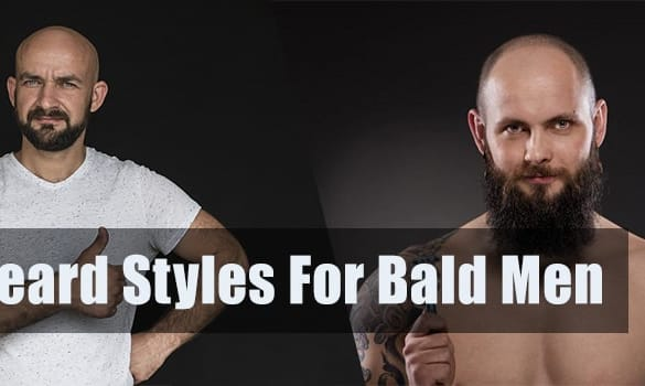 bald men with beards