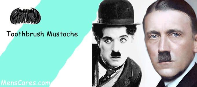 Toothbrush Mustache Styles