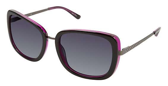 Black / Purple / Dark Grey Gradient (C01)