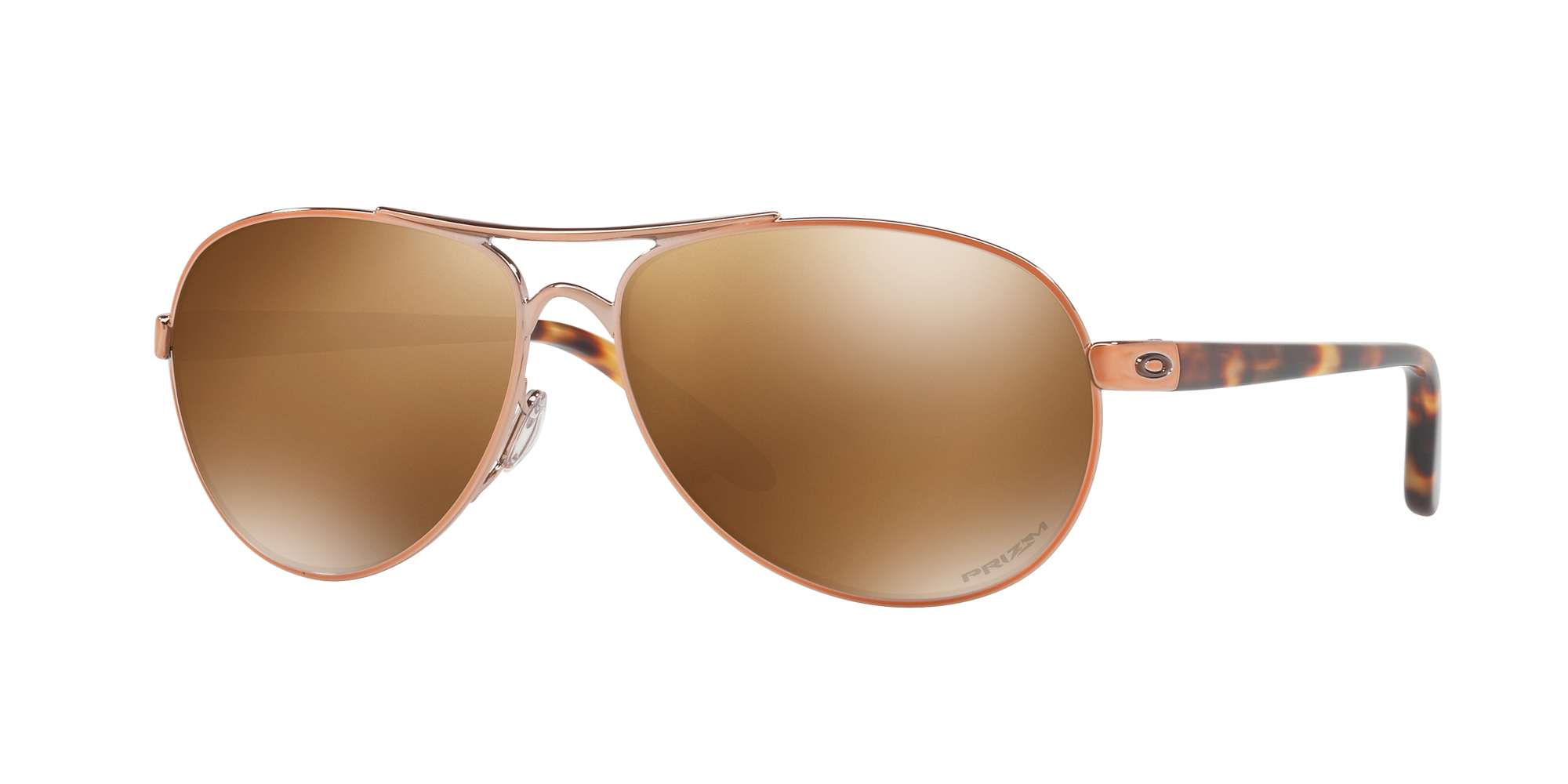 ROSE GOLD / PRIZM TUNGSTEN POLARIZED lenses