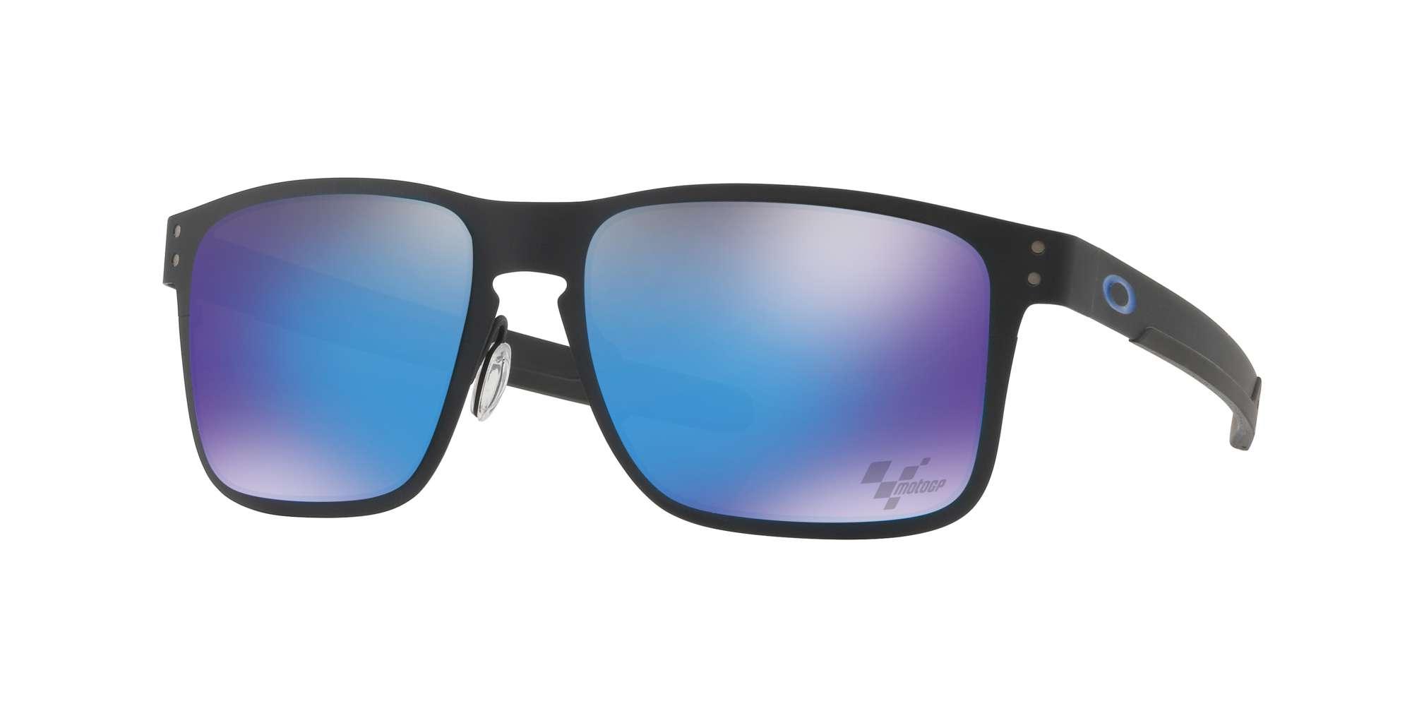 MATTE BLACK / PRIZM SAPPHIRE lenses