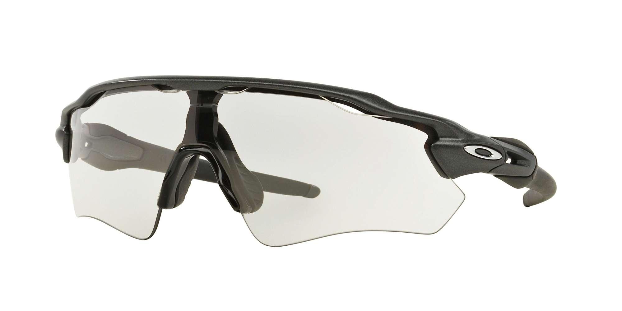 STEEL / Clear to Black Photochromic lenses