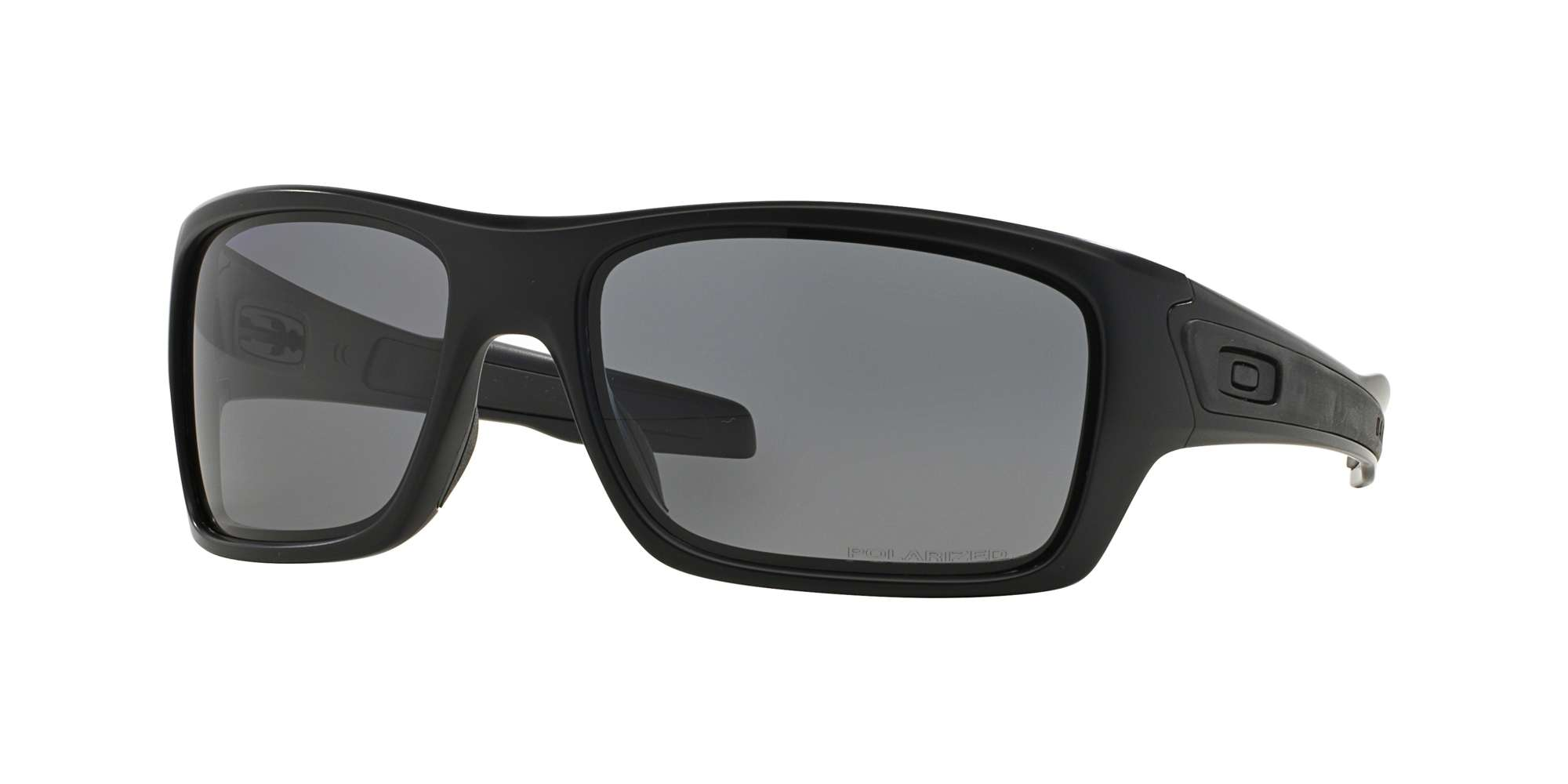 MATTE BLACK / GREY POLARIZED lenses