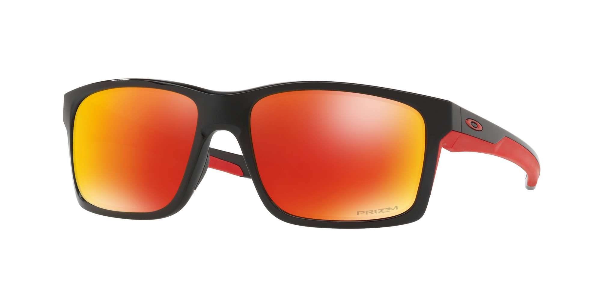 POLISHED BLACK / PRIZM RUBY POLARIZED lenses