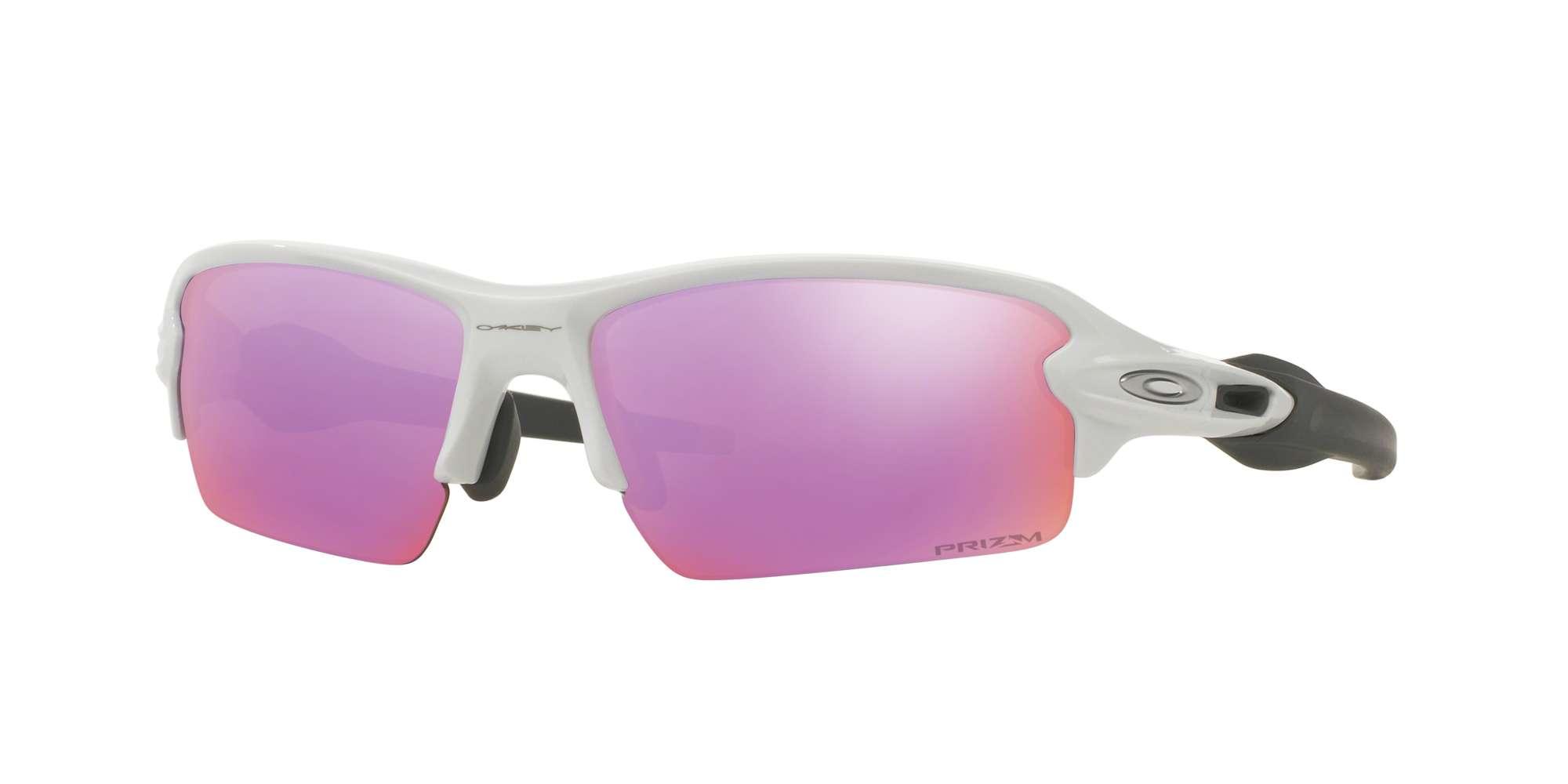 POLISHED WHITE / Prizm Golf lenses