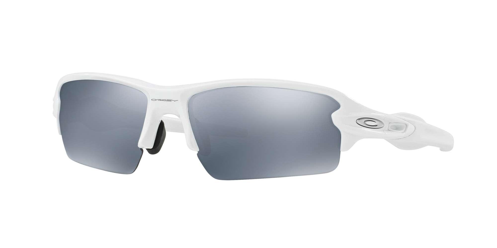 POLISHED WHITE / SLATE IRIDIUM lenses
