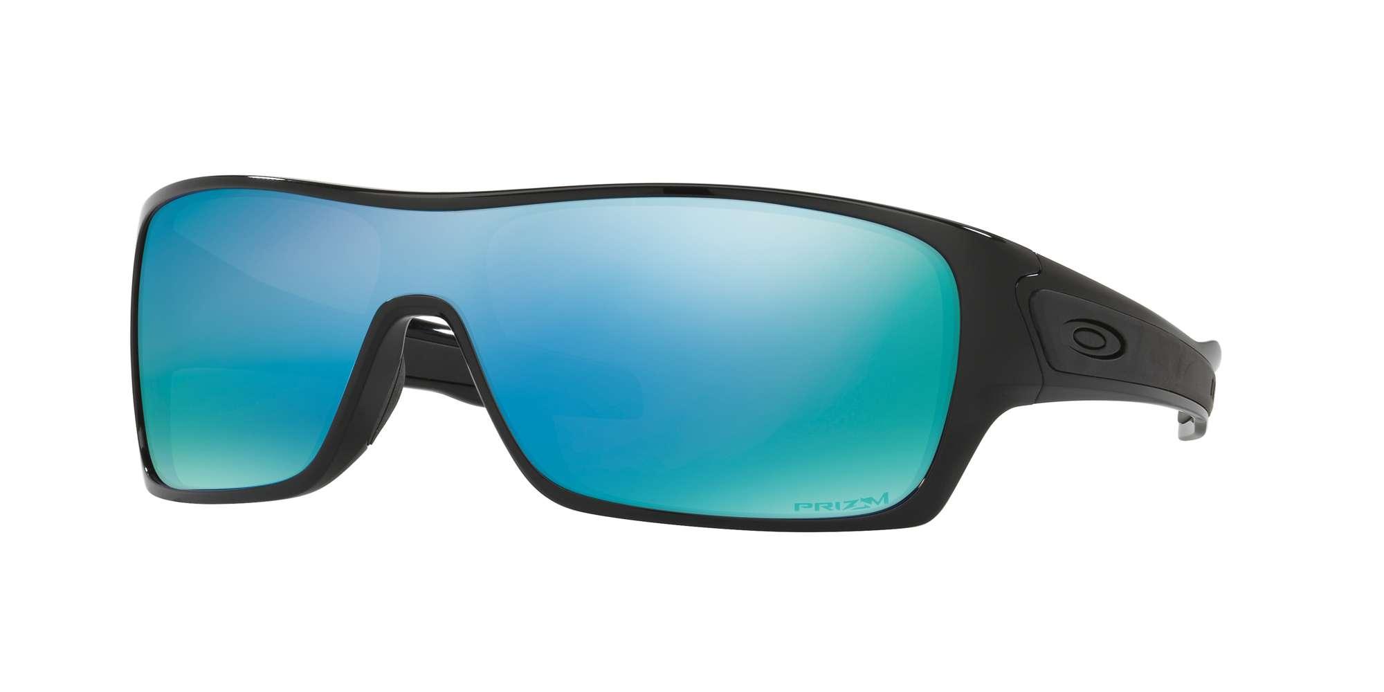 POLISHED BLACK / Prizm Deep Water Polarized lenses