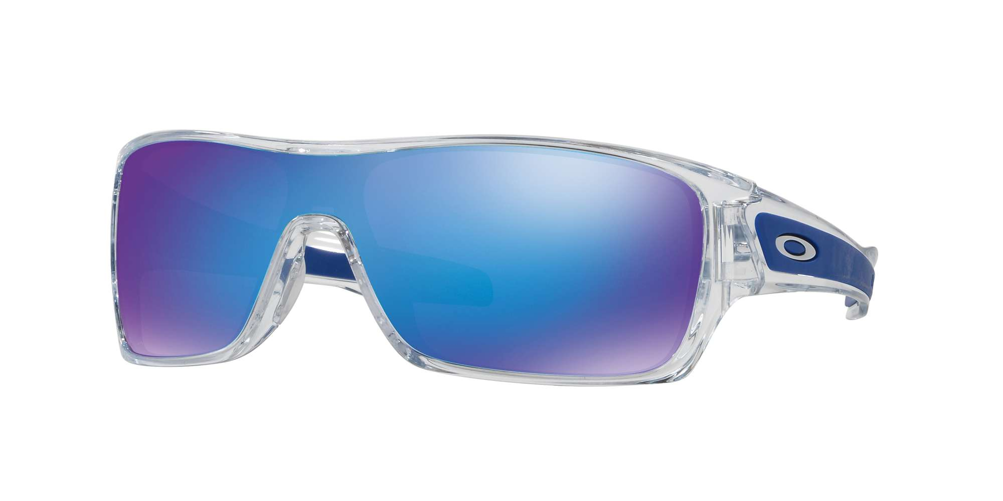 POLISHED CLEAR / SAPPHIRE IRIDIUM lenses
