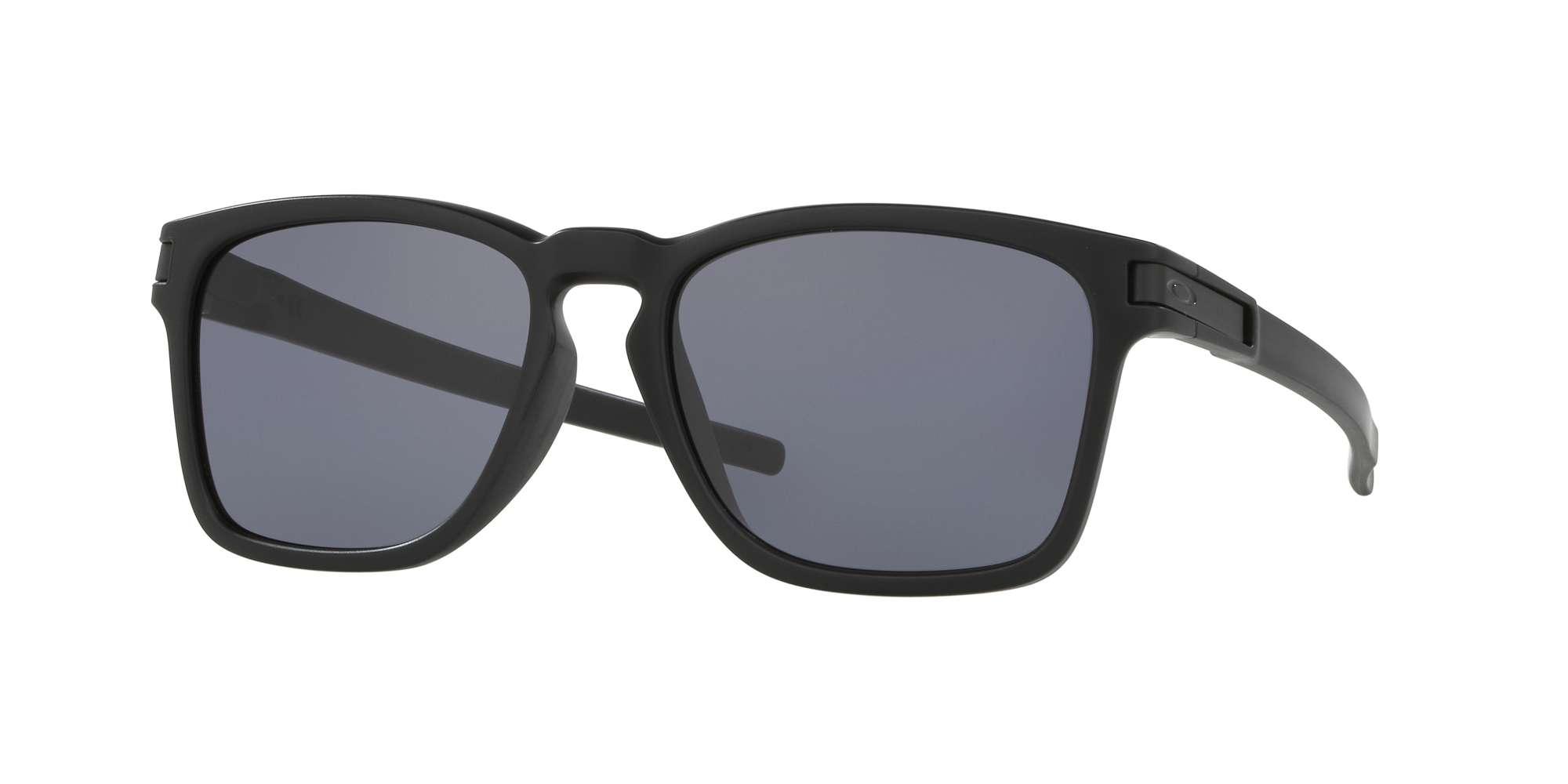 MATTE BLACK / GREY lenses