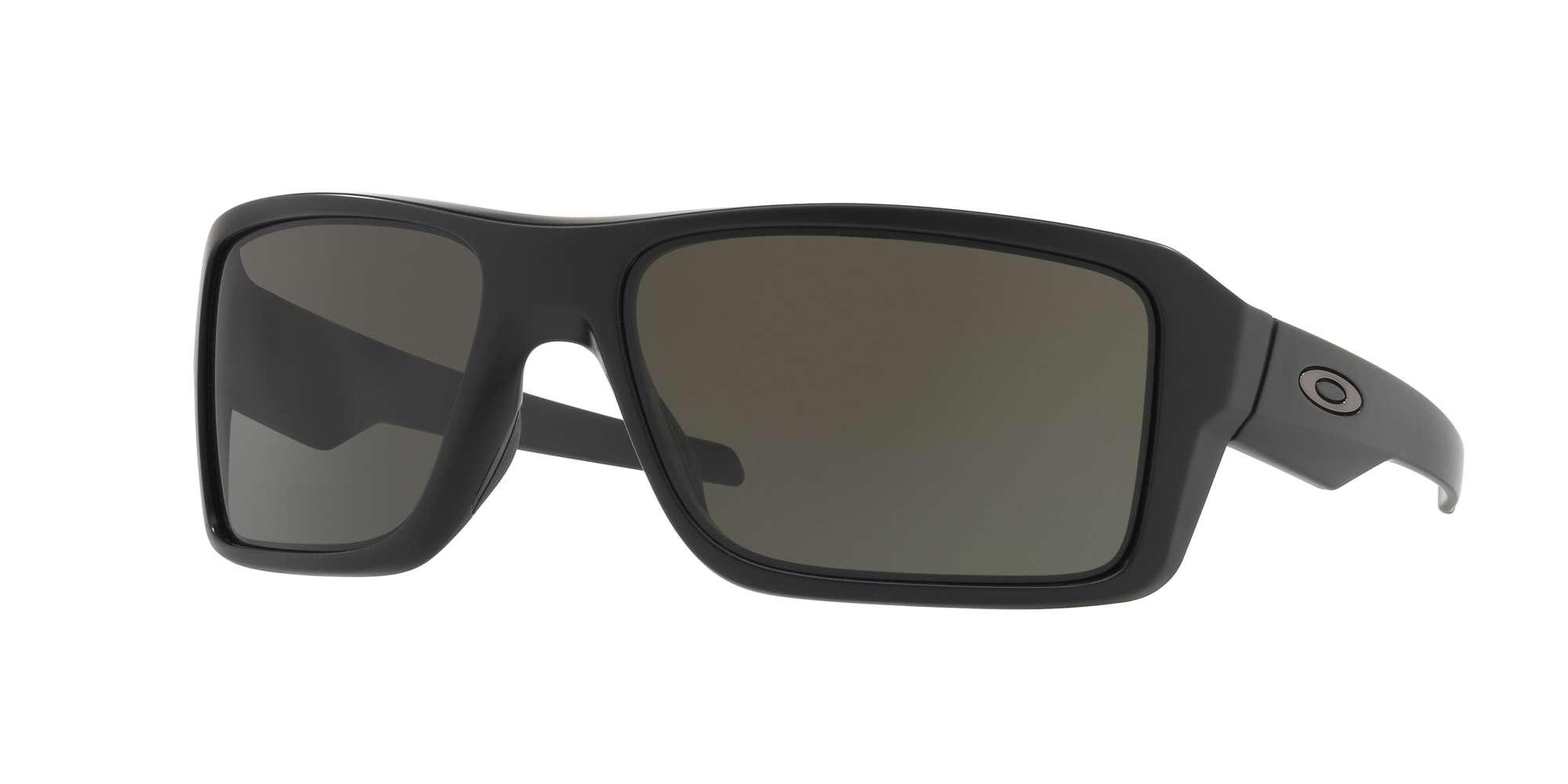 MATTE BLACK / DARK GREY lenses