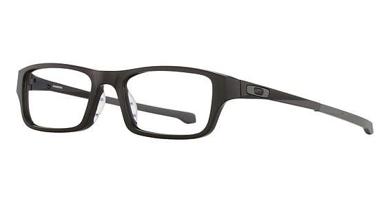 SATIN BLACK / CLEAR lenses