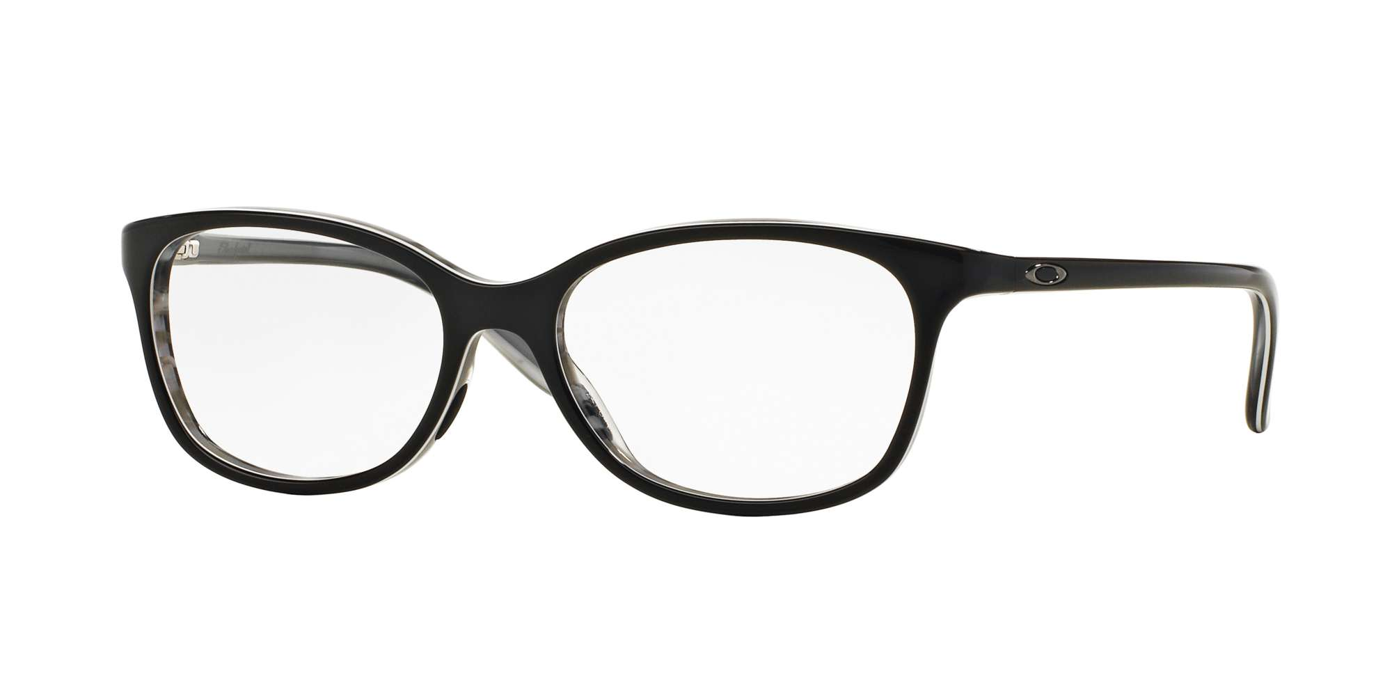 BANDED BLACK / CLEAR lenses