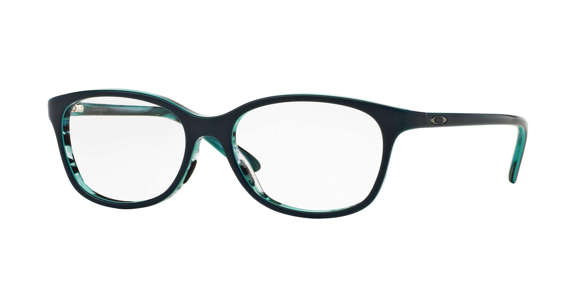 BANDED GREEN / CLEAR lenses