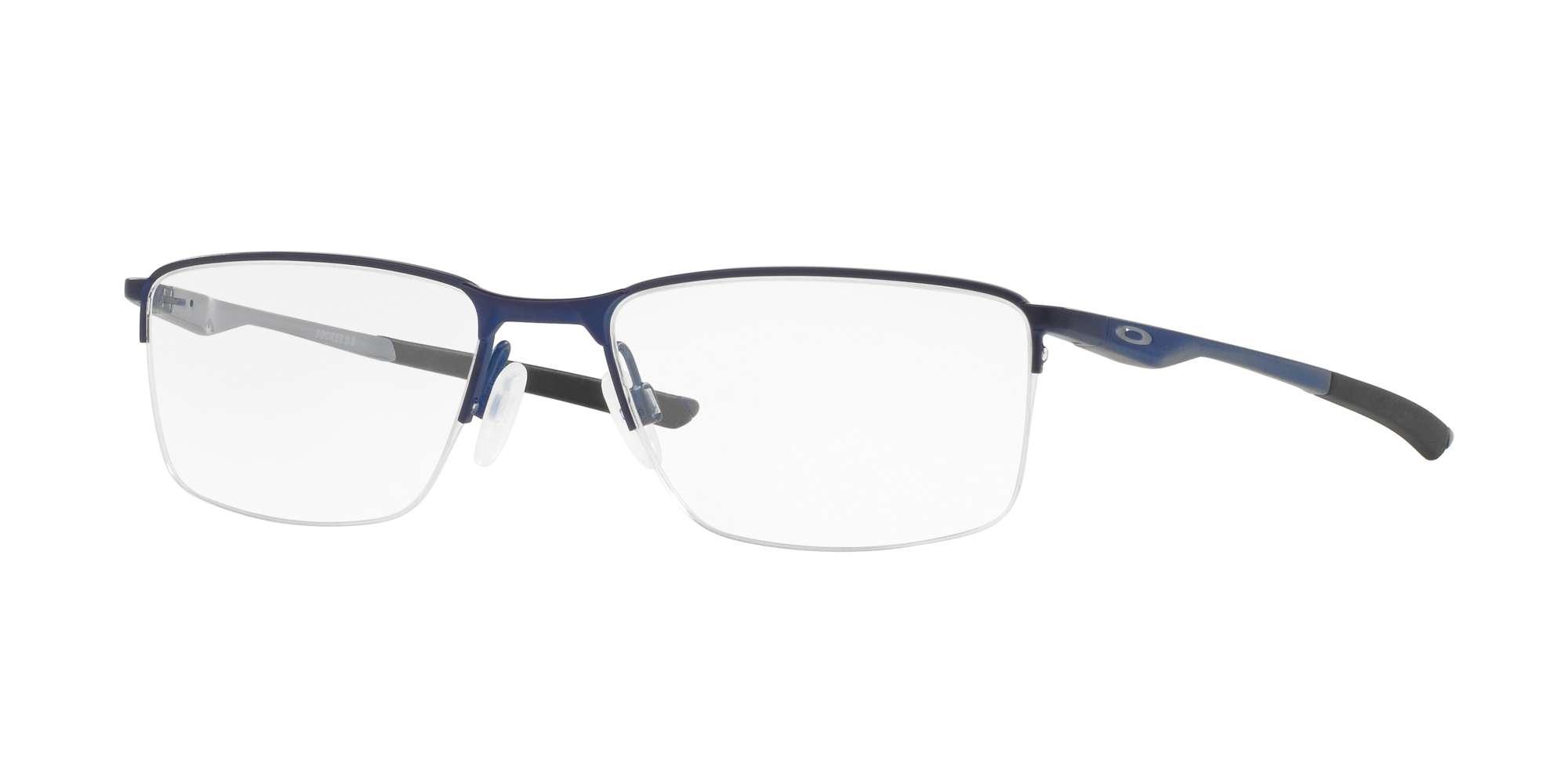 MATTE MIDNIGHT / CLEAR lenses