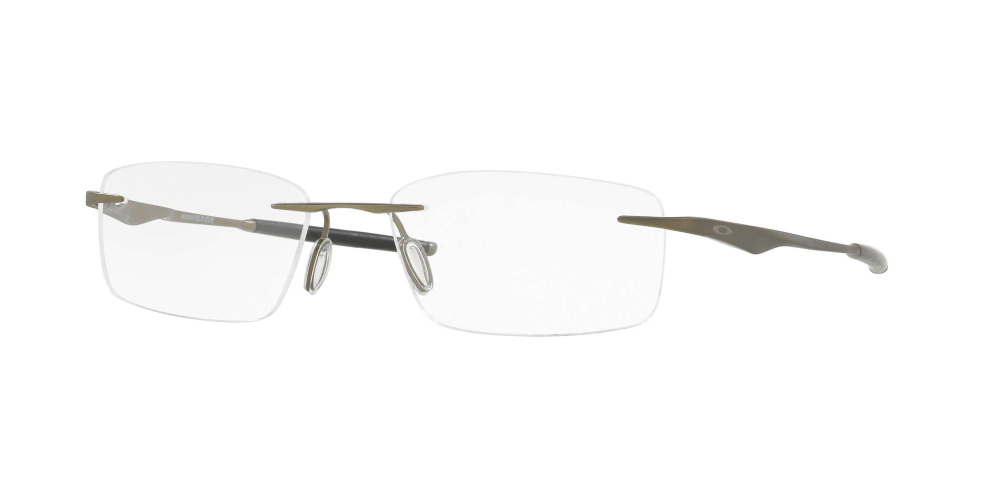 SATIN PEWTER / CLEAR lenses