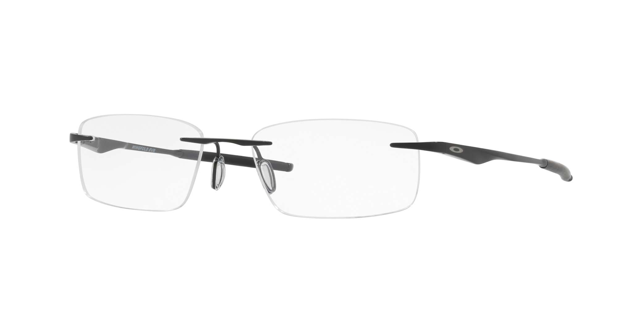 POLISHED BLACK / CLEAR lenses