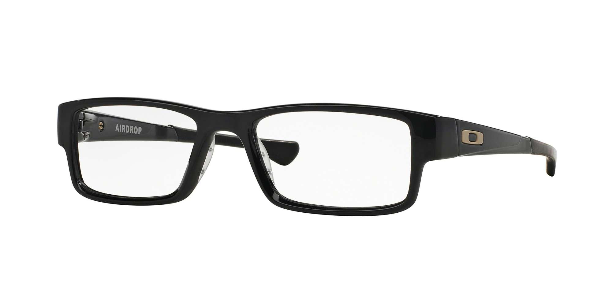 BLACK INK / CLEAR lenses