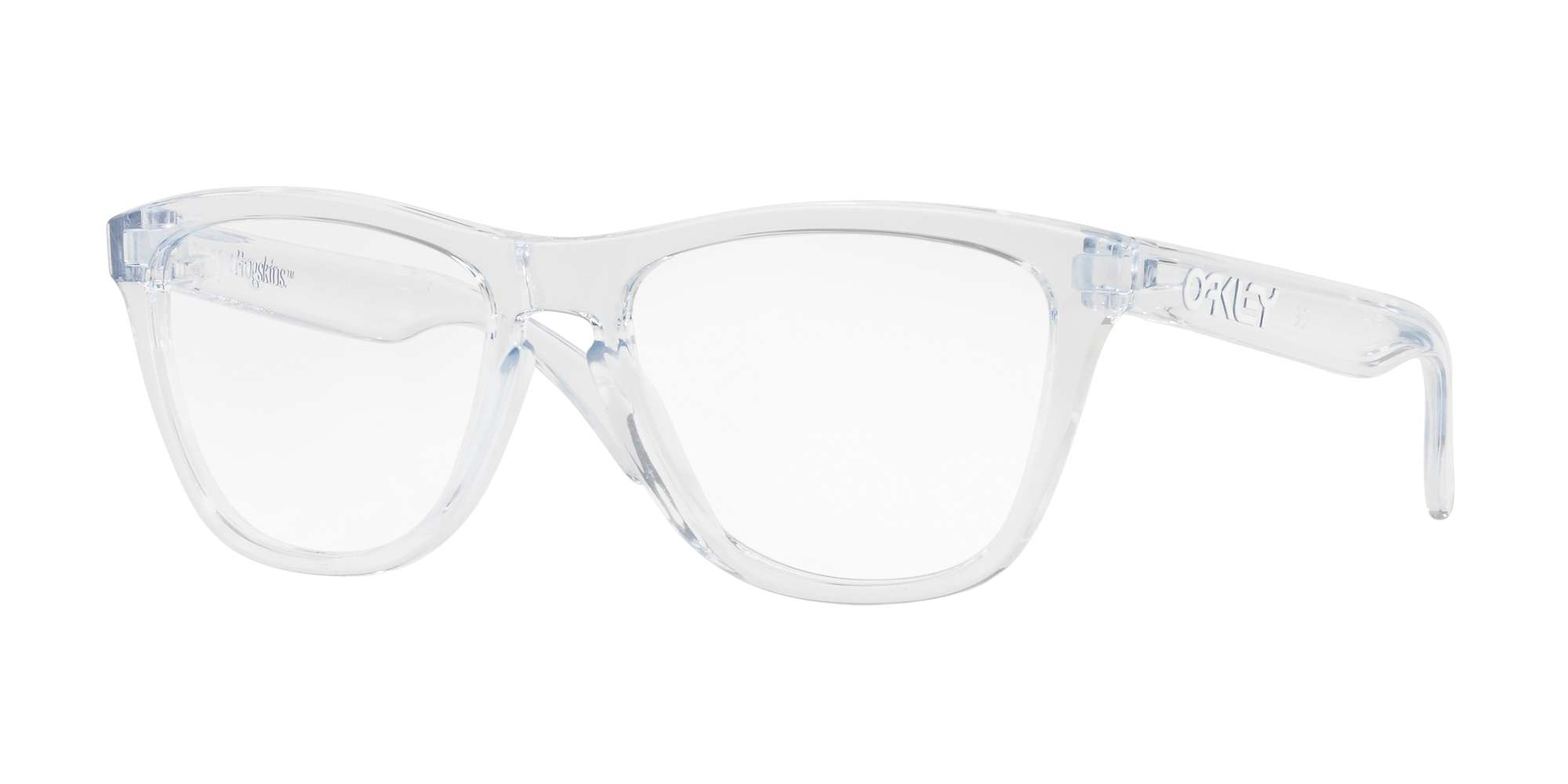 POLISHED CLEAR / CLEAR lenses