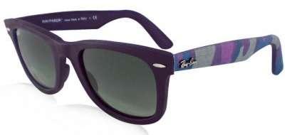 Matte Violet / Grey Gradient Azure (606471)
