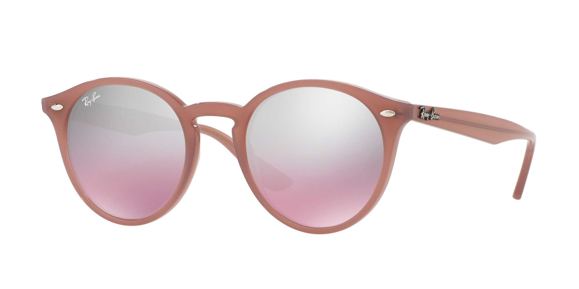 OPAL ANTIQUE PINK / PINK MIRROR SILVER GRAD lenses