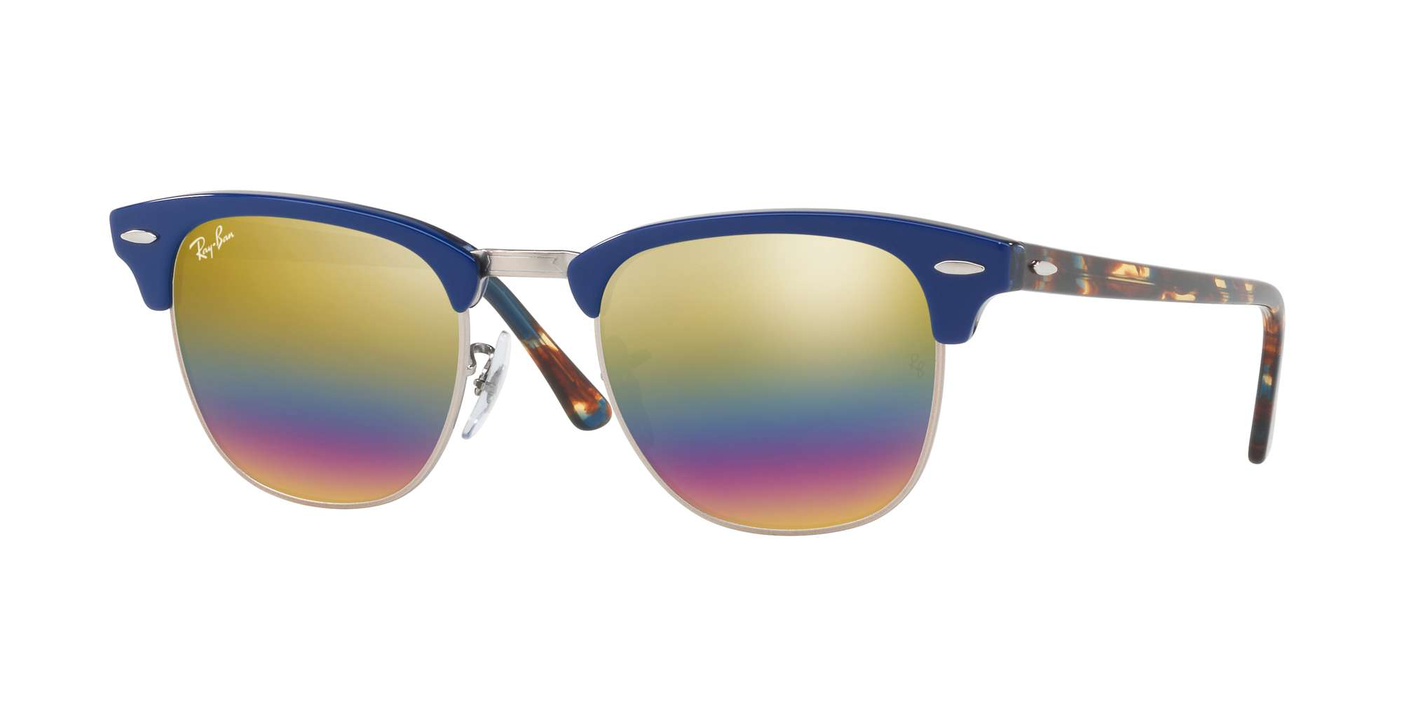 METALLIC LIGHT BRONZE / GREY MIRROR RAINBOW 3 lenses