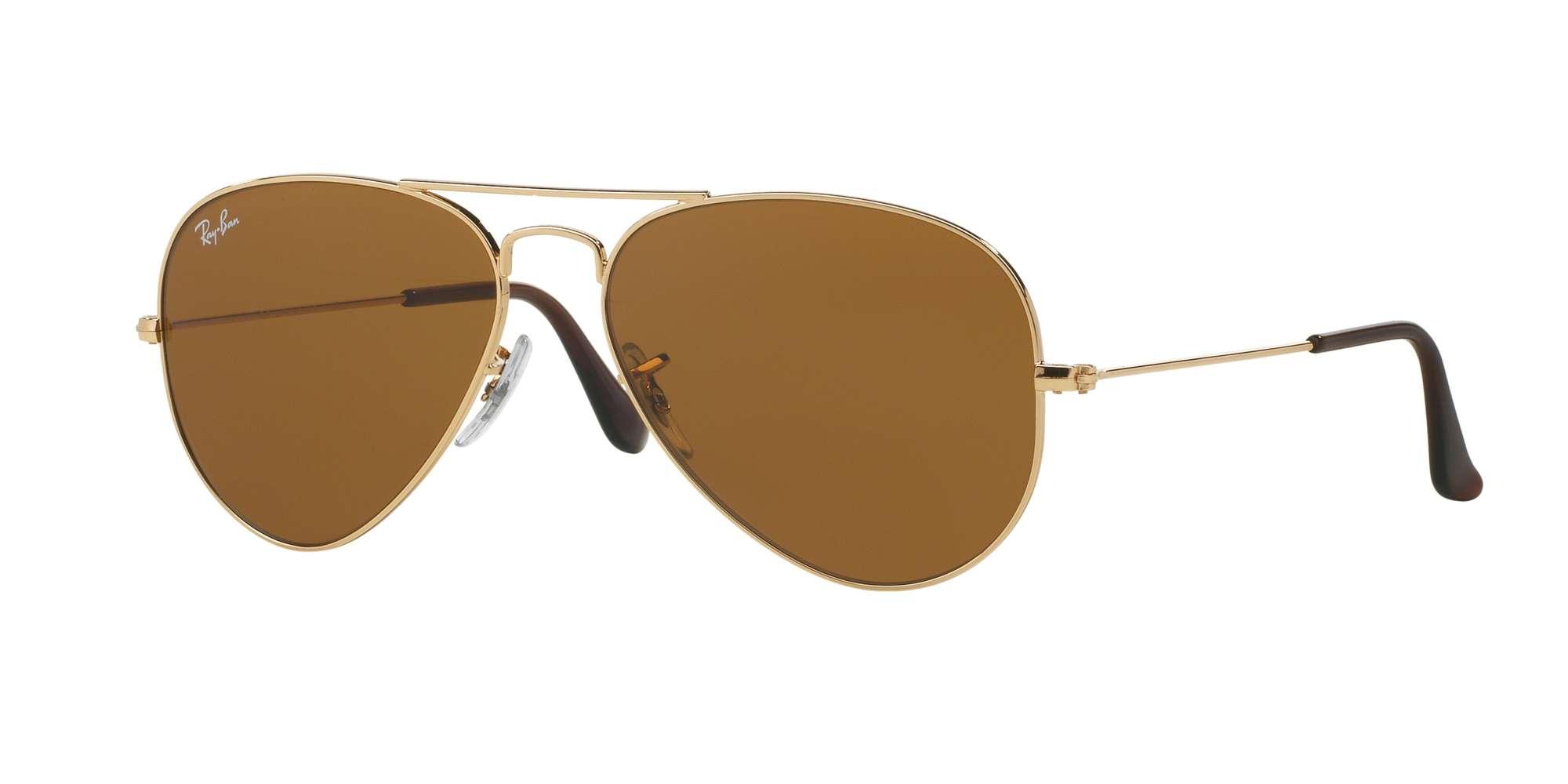 GOLD / CRYSTAL BROWN lenses