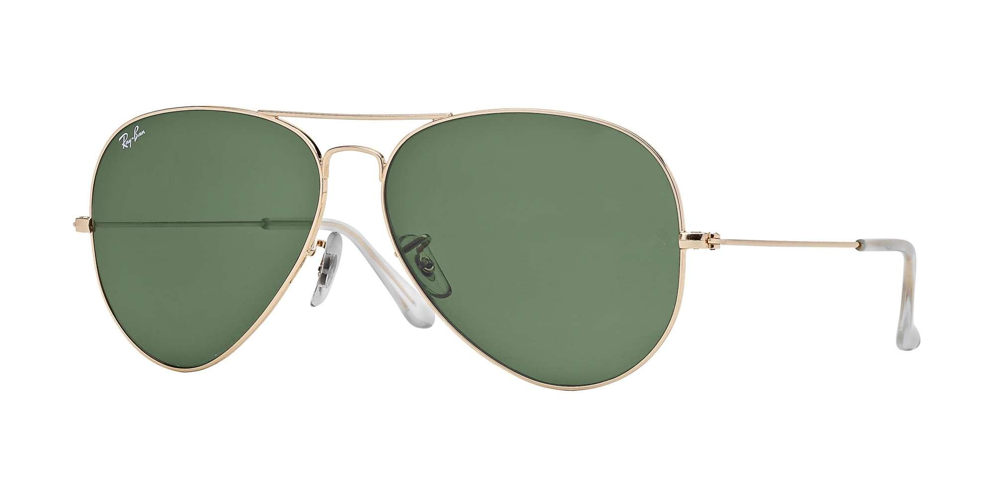 GOLD / GREY GREEN lenses