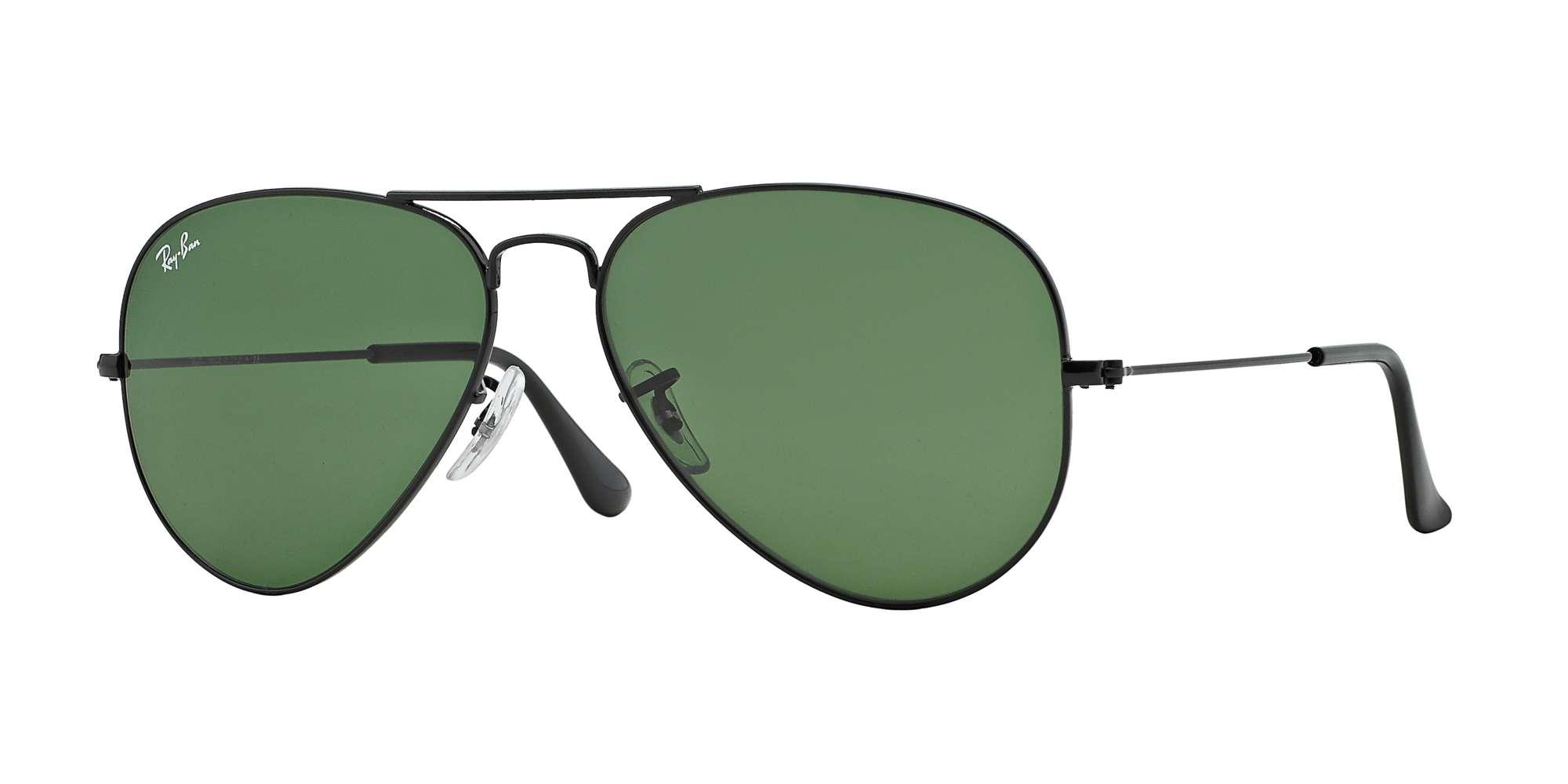 BLACK / GREY GREEN lenses