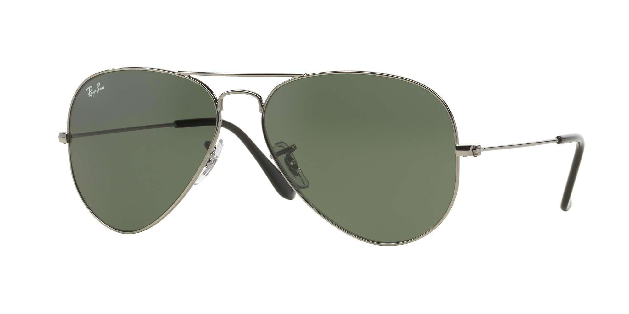 GUNMETAL / GREY GREEN lenses