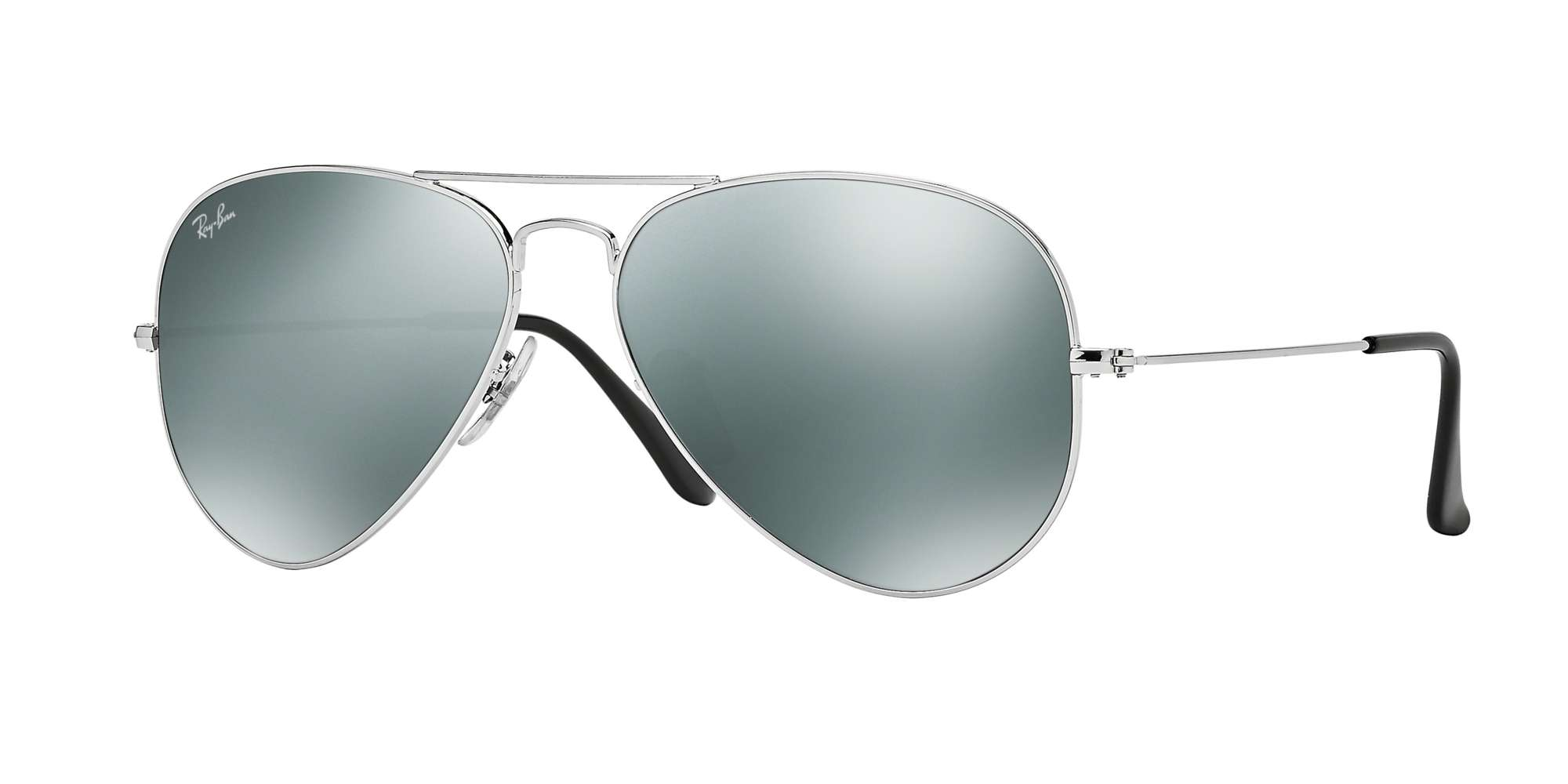 SILVER / CRYSTAL GREY MIRROR lenses