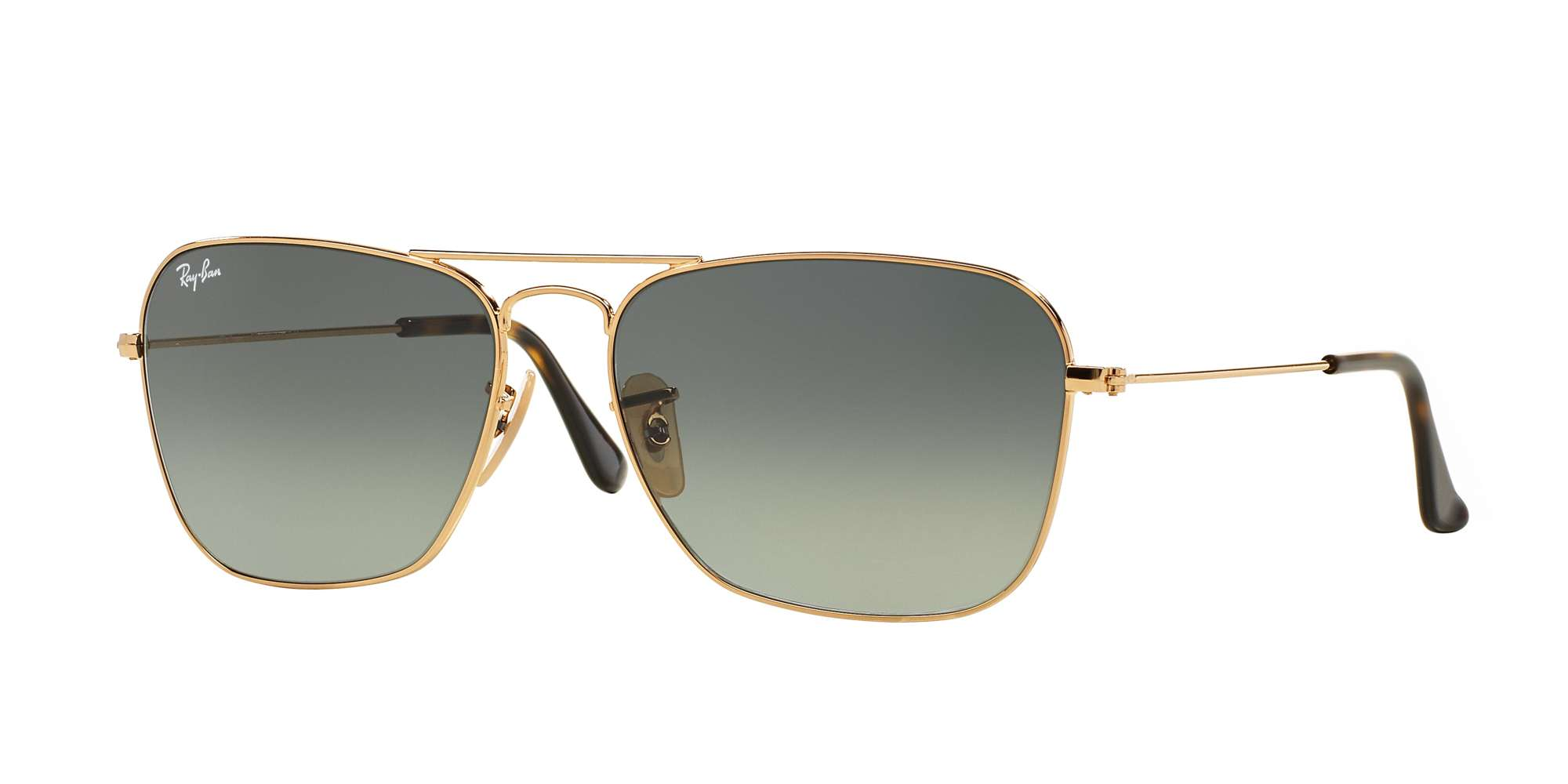 GOLD / LIGHT GREY GRADIENT DARK GREY lenses